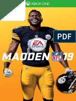 Madden 19 Xboxone En