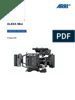 ALEXA Mini - Quick Guide
