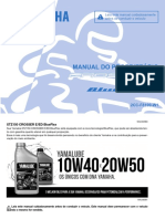 Manual XTZ 150 Crosser 2017