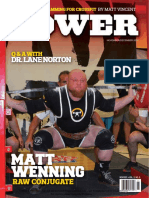Power Mag Matt Wenning