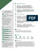 Sample Resume-WPS Office