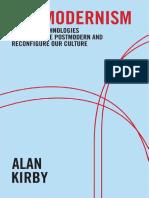 Alan Kirby Digimodernism