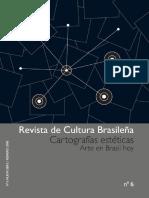 ARTE Y TECNOLOGÍA Apuntes sobre la estética lúdica en el arte participativo en Brasil Claudia Giannetti