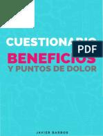 Cuestionario de Beneficio y Puntos de Dolor