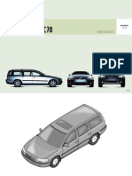 V70 Owners Manual MY04 ES Tp6729
