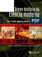Breve Historia Da Ciencia Moderna Volume 4 Marco Braga