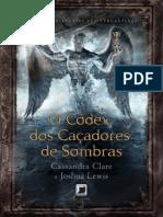 O Codex Dos Cacadores de Sombras - Cassandra Clare(1)