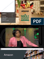 Amazon y  Whole Foods