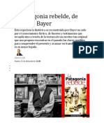 Liliana Caló - La Patagonia Rebelde de Osvaldo Bayer