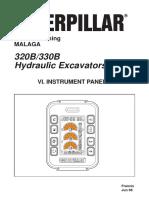 Manual Calibrado Monitor Excav 320 33