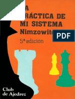 La Práctica de Mi Sistema_Nimzowitch
