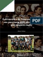 Alberto Vollmer - Las Cárceles de Venezuela Abren Sus Puertas a 400 Presos Para Que Jueguen Rugby