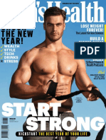 Mens Health January 2019 Preview