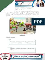 Actividad de Aprendizaje 1 Contabilidad en Las Organizaciones