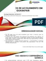 Apresentação Abrigo Assistência Social