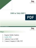Configure SMS