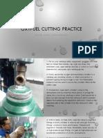 Oxyfuel Cutting Practice