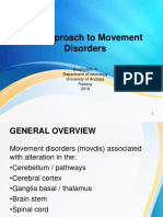 3.3.2.1 Movement Disorder