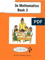 Lets Do Mathematics Book 3