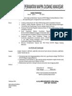 Surat Perintah Pokja