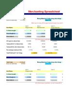 Runescape GE Merchanting Spreadsheet