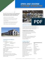 TESCO Systems Integration Brochure