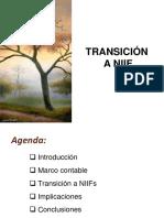 Transición a NIIF