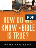 How Do We Know The Bible Is True, Vol.1.pdf