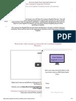 80 Common English Phrases Native English Speakers Use!