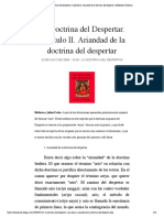 2- La Doctrina del Despertar. Capítulo II_ julius evola