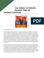 Sinpermiso-maoismo en Los Andes La Historia de Abimael Guzman Lider de Sendero Luminoso-2018!12!30