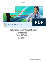 200 355 Q&A Demo ExamArea