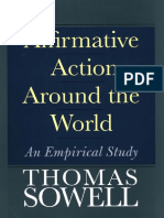 Affirmative Action Around the World - An Empirical Study (2004) by Thomas Sowell.pdf