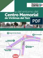 Dossier Reforma Entorno Centro Memorial