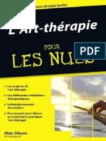 Art-thérapie Pour les Nuls - Alain Dinkann