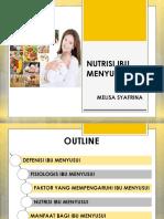 2. Nutrisi Ibu Menyusui 2