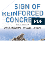 Design of Reinforced Concrete 9th Edition - Jack c. Mccormac 2