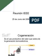 Presentación Cogeneración IEEE - M