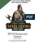 steel faith overhaul