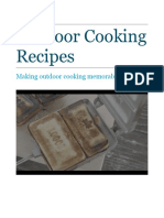 020 Outdoor Cooking Recipes