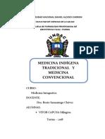 Monografia sobre medicina integrativa