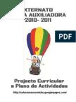 Projecto Curricular de Escola 2010 2011
