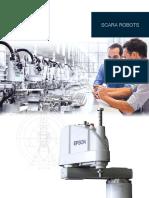 Epson SCARA Robot Brochure