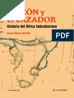 Anna Maria Gentili - El león y el cazador. Historia del África subsahariana - 2012  - 528 pág.PDF
