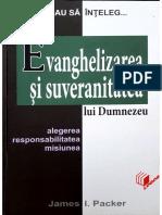 Evanghelizarea si Suveranitatea Lui Dumnezeu - James I. Packer