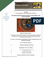 EL CID Stator Core Test