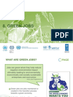 2.8 Green Jobs