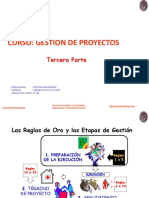 Gestion de Proyectos 2018 Tercera Parte