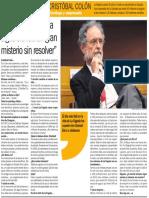 Entrevista Cristobal Fageda