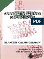 Anatomia para o movimento humano